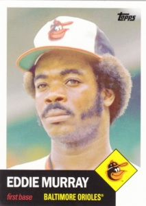 2016 Topps Archives Eddie Murray