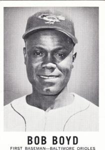 1961 Leaf Bob Boyd