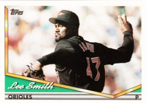 1994 Topps Lee Smith