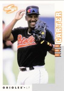 1998 Score Rookie & Traded Joe Carter