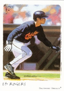 2002 Topps Gallery Ed Rogers