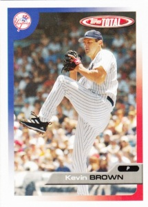 2005 Topps Total Kevin Brown