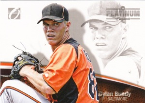 2012 Onyx Platinum Prospects Dylan Bundy