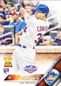 2016 Topps Opening Day Michael Conforto
