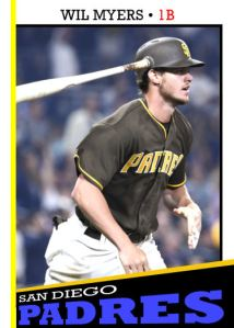2016 TSR #166 - Wil Myers