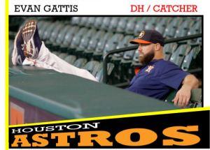 2016 TSR #168 - Evan Gattis