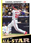 2016 TSR #351 - Daniel Murphy All-Star