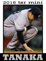 2016 TSR mini #4 - Tanaka