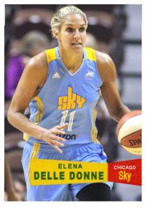 2016 TSRchives 57BK-1 Elena Delle Donne