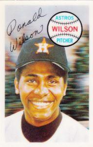 1970 Kellogg's Don Wilson