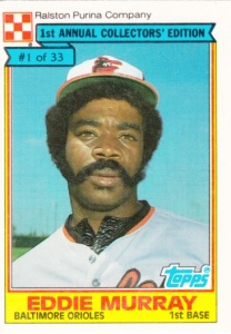 1984 Ralston Purina Eddie Murray