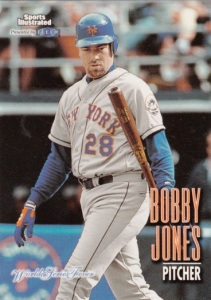1998 Fleer Sports Illustrated World Series Fever Bobby Jones