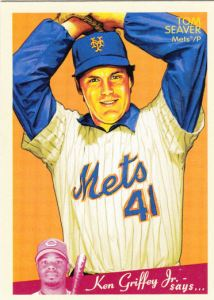 2008 Upper Deck Goudey Tom Seaver