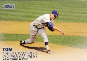 2016 Topps Stadium Club Tom Seaver