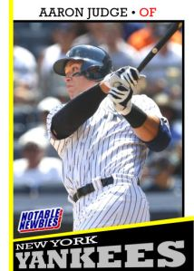 2016 TSR #267 - Aaron Judge