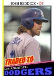 2016 TSR #322 - Josh Reddick traded