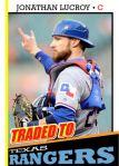 2016 TSR #326 - Jonathan Lucroy traded