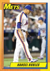 2016 TSRchives 90T-2 Hansel Robles