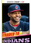 2016 TSR #331 - Coco Crisp traded