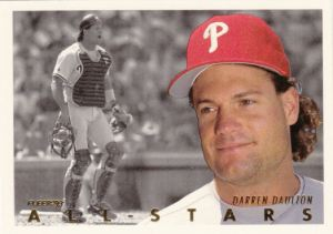 1993-fleer-nl-all-stars-darren-daulton