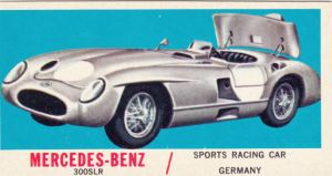 1961-topps-sports-cars-mercedes-benz-300slr