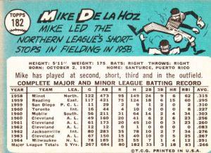 1965-topps-mike-de-la-hoz-back