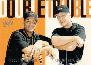 1997-fleer-ultra-double-trouble-alomar-ripken