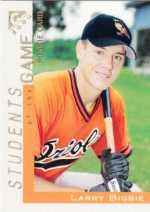 2000-topps-gallery-larrry-bigbie-students-of-the-game