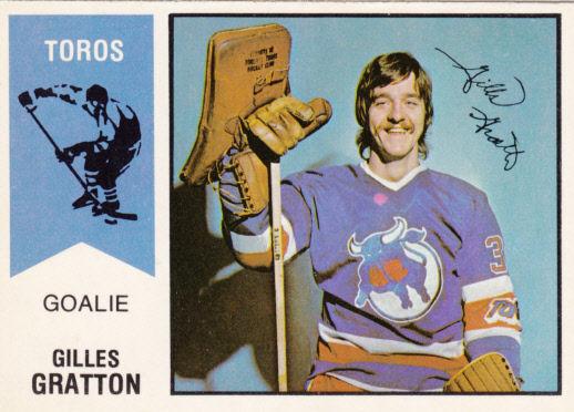 Rookie Hockey Card WHA 1974-75 O-Pee-Chee WHA #3 Wayne Dillon Toronto Toros